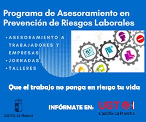 Banner Campaña Prevención de Riesgos Laborales