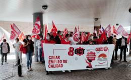 Jornada Mundial por el Trabajo Decente en Ciudad Real