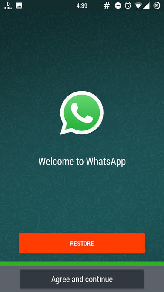 WhatsApp Last Seen Privacy