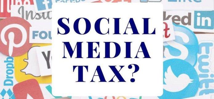 dodge social media tax