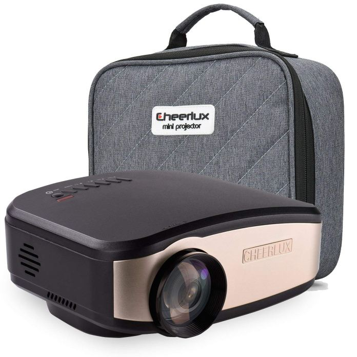 Cheerlux c6 Mini projector