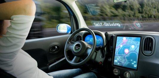 Self Driveless Cars