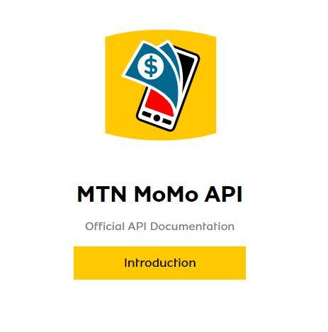 MTN Mobile Money API