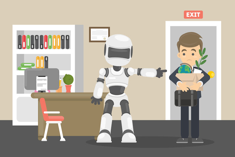 The Disruptive Era Of White-Collar Automation; Will Human Beings Be Left With Jobs?