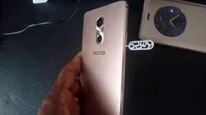 Tecno spark 2 Smartphone for a SIM slot