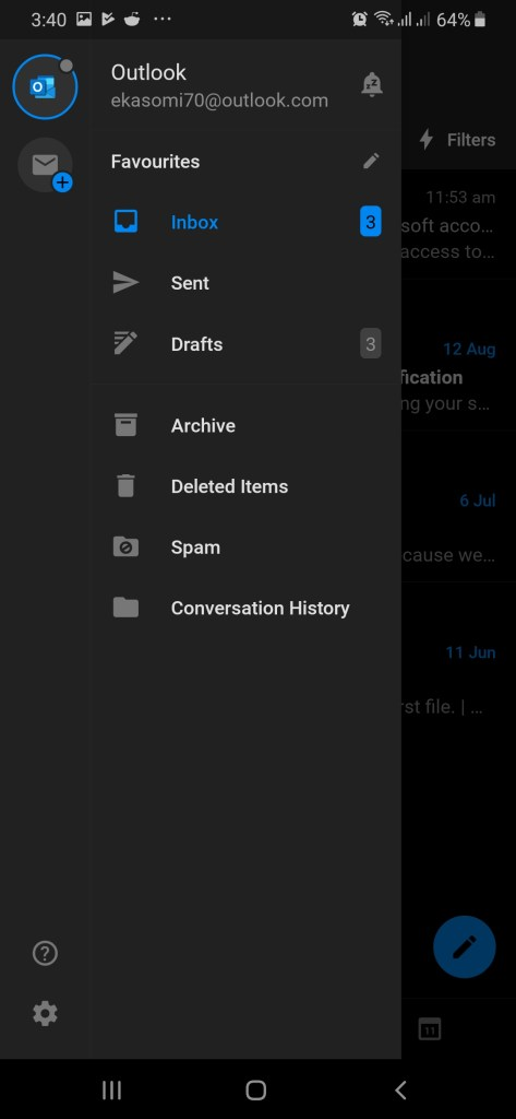 sync sticky notes to android phone with Microsoft Outlook- ugtechmag.com1