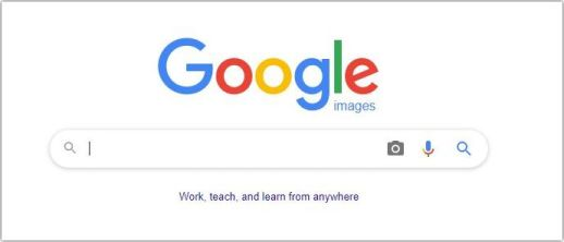 Google image search page