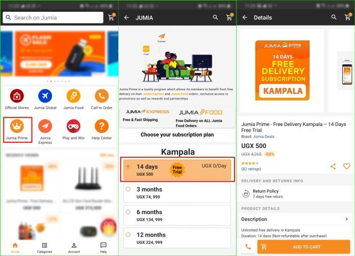 Enjoy FREE Jumia delivery with Jumia prime - ugtechmag