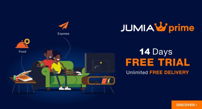 FREE delivery with Jumia prime 14 days - ugtechmag