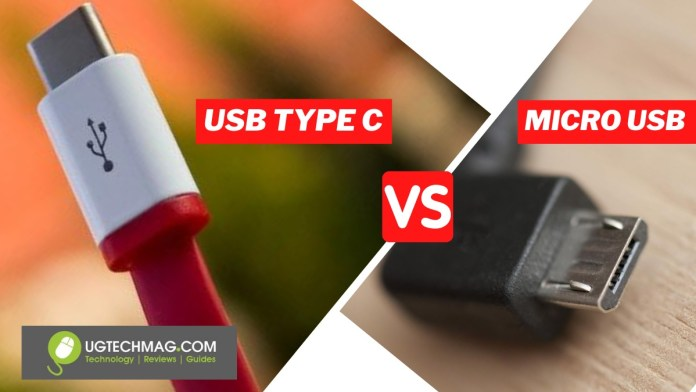 USB Type C Vs Micro USB