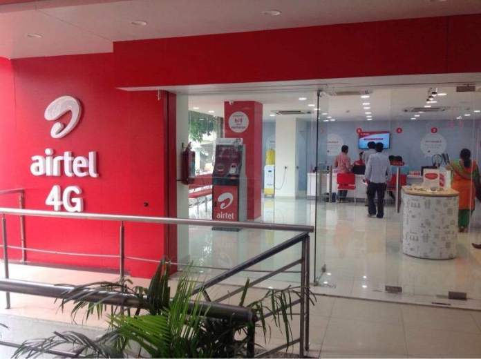 Airtel shop outlets in Uganda