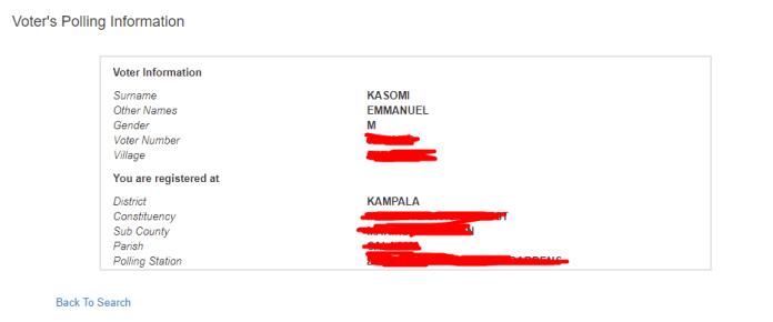 Find my polling station in Uganda - ugtechmag.com