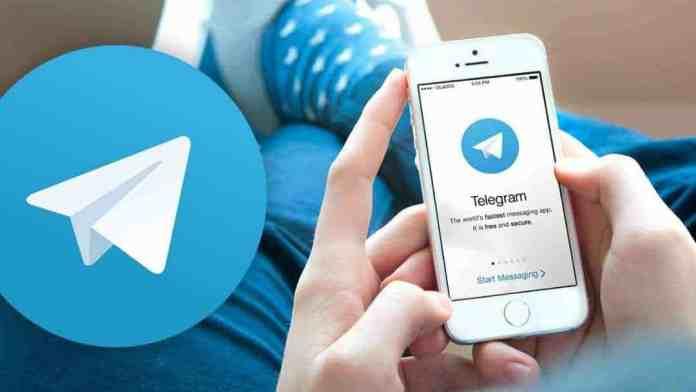 Telegram notification