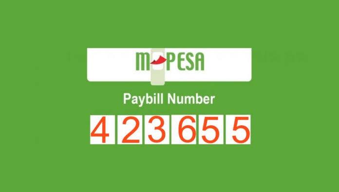 Pay GOTV using MPESA