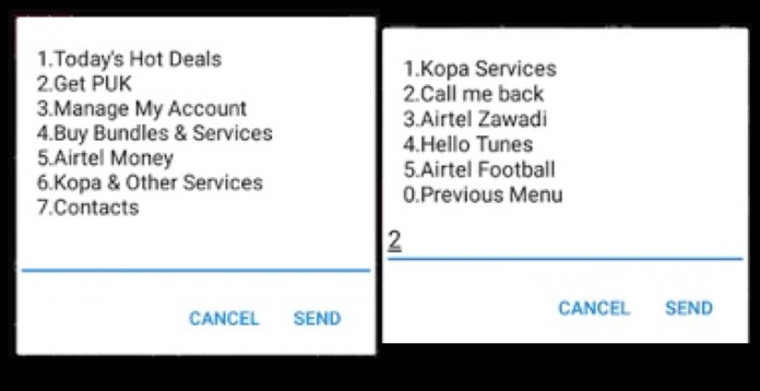 Please Call Me on Airtel Kenya