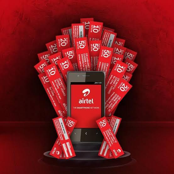 buy airtime on Airtel Kenya