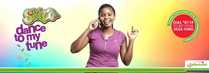 Caller Tunes Safaricom (Skizza Tunes)