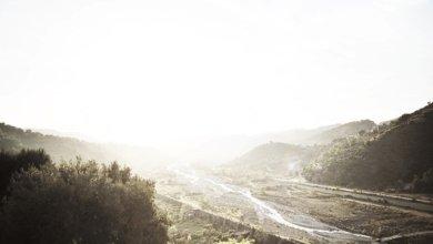 The river San'Agata