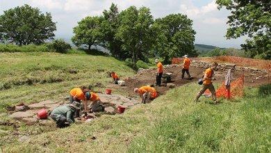 Ricerche archeologiche a Tuscolo