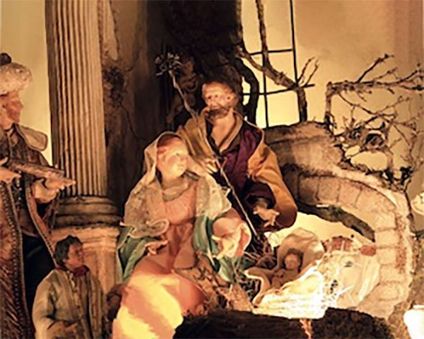 Presepe vivente ad Assisi