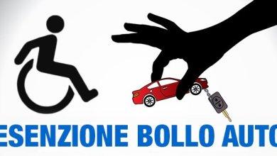 Photo of Bollo auto, esenzione con legge 104: cosa c'è da sapere