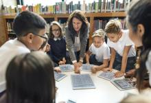 "Photo of NATIVI DIGITALI, L'EDUCAZIONE SCOLASTICA DIVENTA 4.0 GRAZIE AL ""BLENDED LEARNING"""
