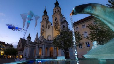 Photo of Il Brixen Water Light Festival sbarca online