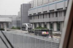 Skytrain penghubung antar terminal