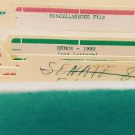 Faculty Senate records