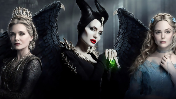 Infinity Sign Wallpaper Hd Maleficent Mistress Of Evil Desktop Wallpapers 4k Hd