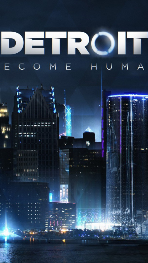 Best Wallpapers For Iphone X Reddit Download Wallpaper Detroit Become Human 480x854