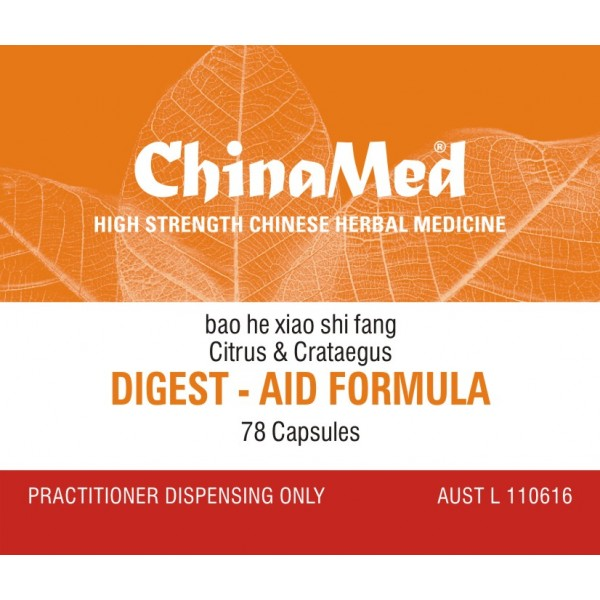 Bao He Xiao Shi Fang, Digest-Aid Formula