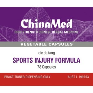 Die Da Fang, Sports Injury Formula