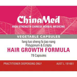 Fang Tuo Sheng Fa Jiao Nang, Hair Growth Formula