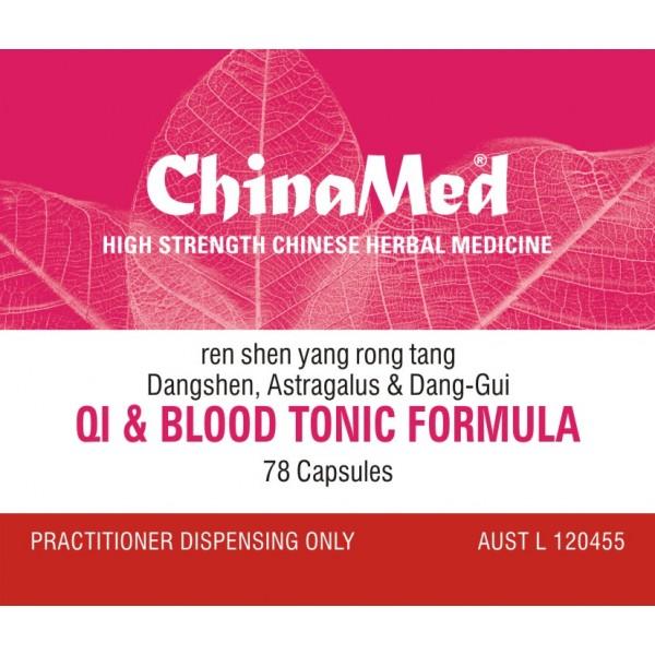 Ren Shen Yang Rong Tang, Qi & Blood Tonic 1 Formula