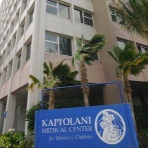 Kapiolani Medical Center for Women and Children