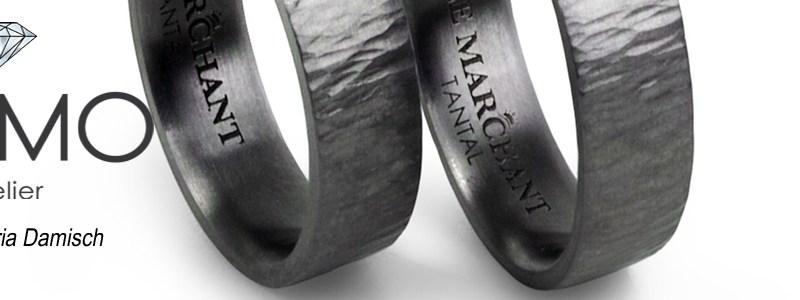 Tantal - Tantalum Salzburger Juwelierwaren Tantalum Verlobungsring, Eheringe,Trauringe,Partnerringe bei KREMO kreativ modern Juwelier Salzburg Tantal Ringe Tantalum Trauringe sind einfach etwas Besonderes… Banner_Kremo_Ringe_Tantal_V