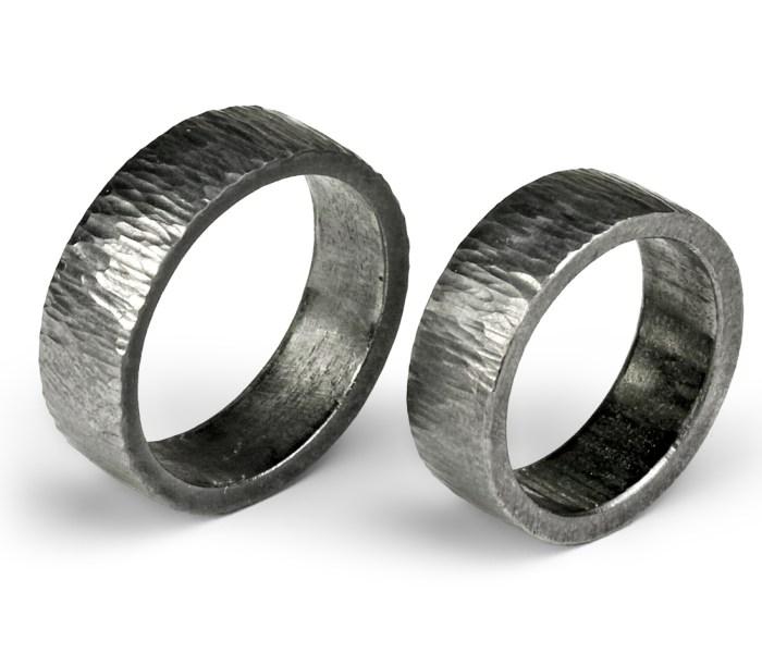 Salzburger Juwelierwaren KREMO kreativ modern Juwelier Salzburg Tantal Ringe Tantalum Trauringe sind einfach etwas Besonderes… Groove01