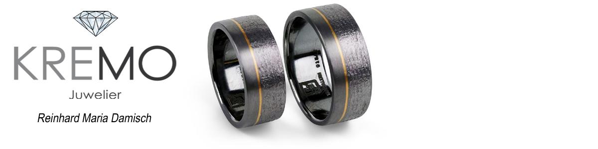 Tantal-Ringe einzigartig – eine Überraschung für Sie und Ihn!