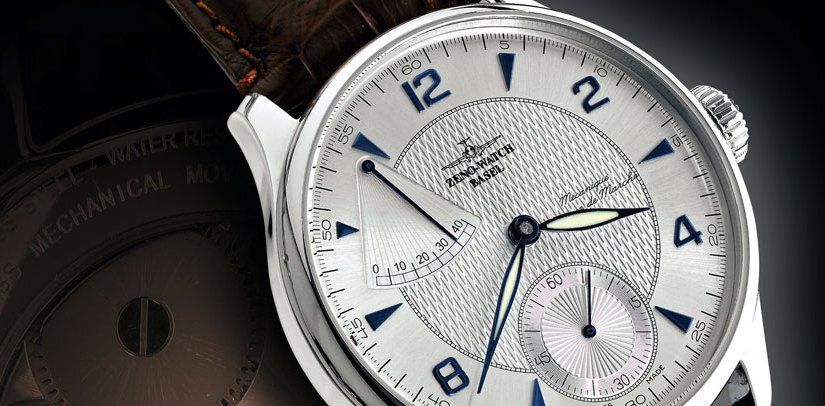 Zeno Watch Basel / Swiss Watch Manufacturing Since 1922