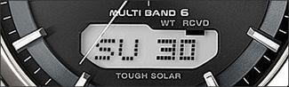 Casio-Funk-Solar