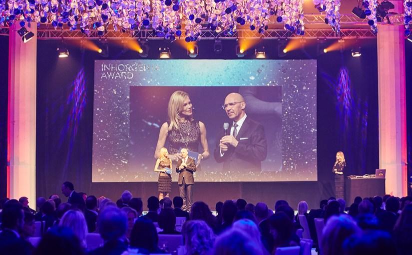 Verleihung des Uhren-Oscars in München: Junghans gewinnt