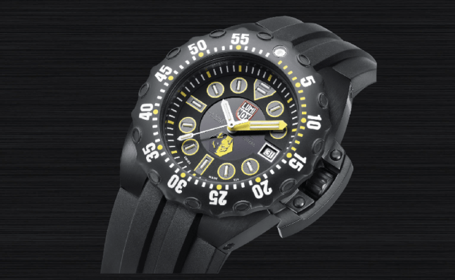Scott Casell Luminox