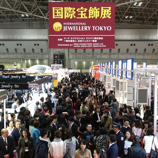 IJT Jewellery Show Japan
