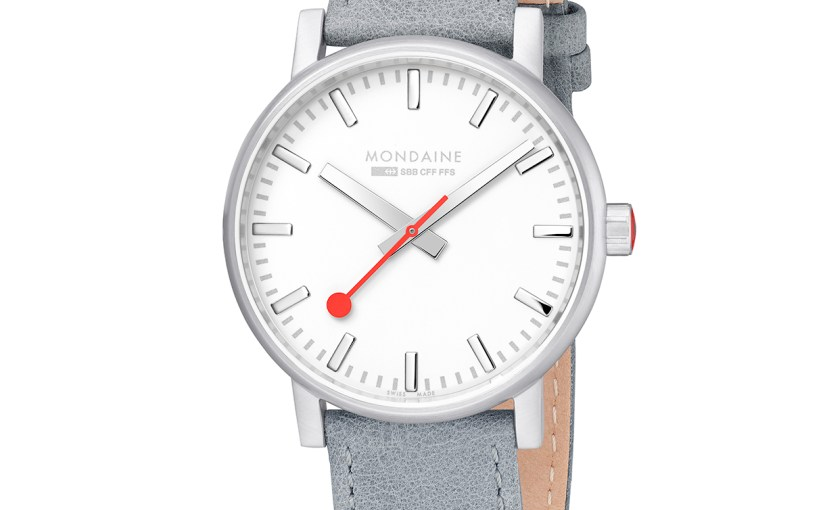 Die Mondaine Seasonals stellen ihre Winter und Christmas Collection vor