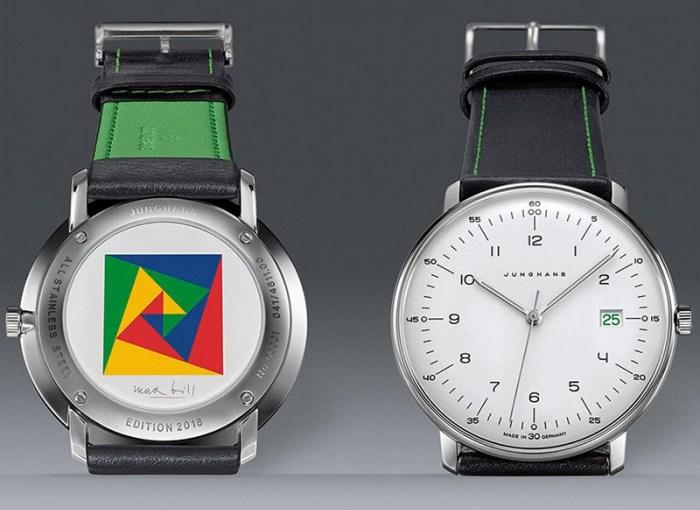 JUNGHANS Max Bill Uhren – Mit Klug- und Besonnenheit gestaltet