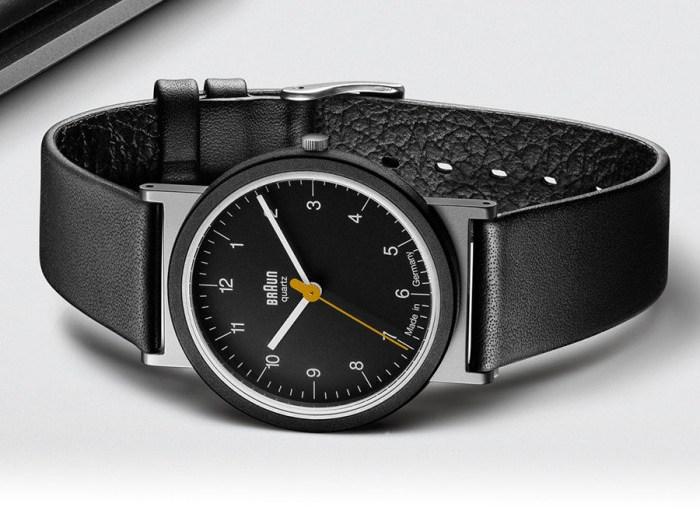 Die Welt von Braun und deren Uhren entdecken