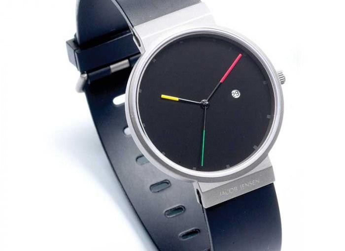 Uhren von Jacob Jensen vereinen Pure + Perfect  + Enduring