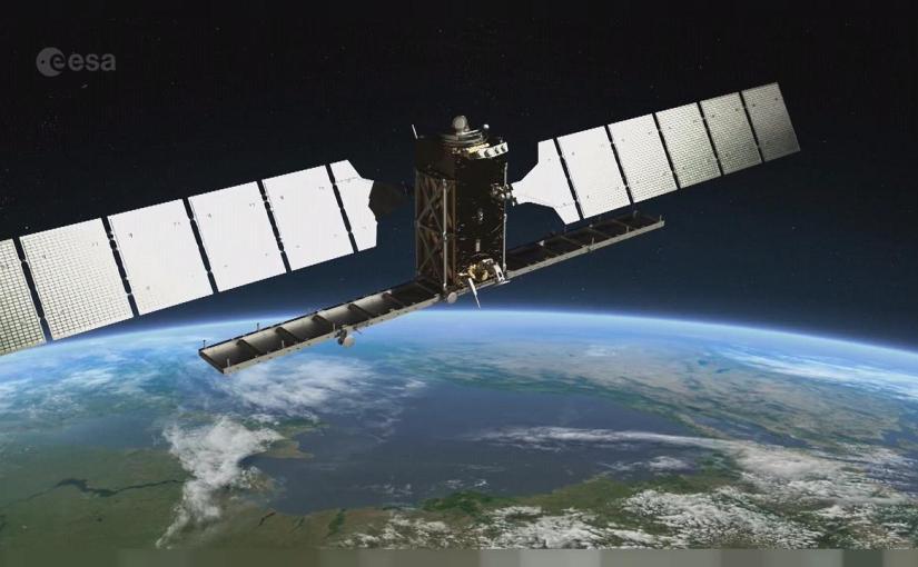 Satellitenuhren- Jahrtausend alte Technik trifft auf die Moderne