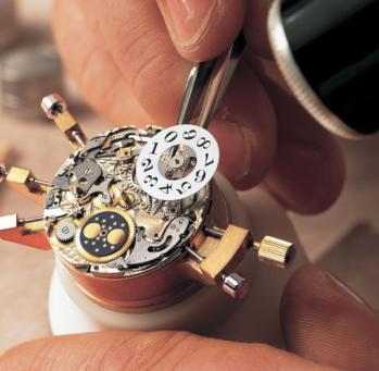 Handarbeit Uhren